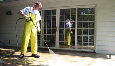 Powerwashing Services